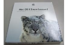 発売日にMac OS X Snow Leopardを買ってみました。