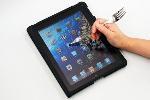 iPad用スタイラス、iFork(アイフォーク)を作ってみました。